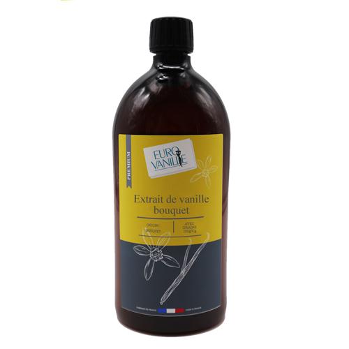 Vanilla Extrac  Whit  Seed  ( Bourbon 200 G )   1 Kg