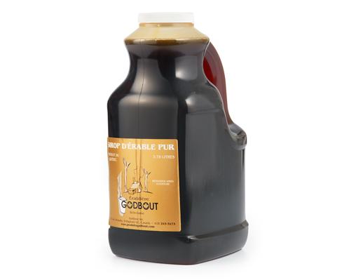 Very Dark Pur Maple Syrup 3.78L (Pronounced Taste)