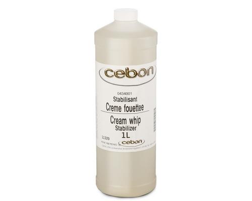 Whip Cream Stabilizer 1 L Cebon