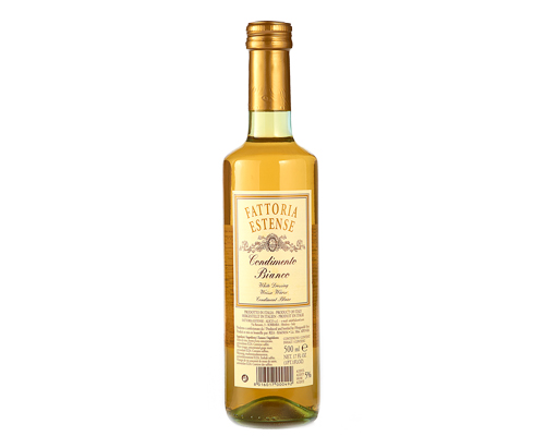 White Balsamic Vinegar 500Ml