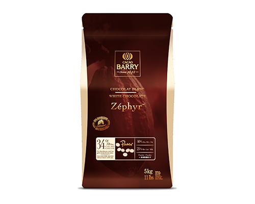 White Chocolate Zéphyr 34% 5Kg
